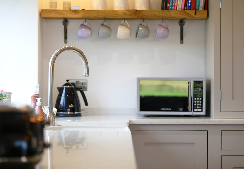 DOF Sink & Microwave