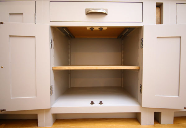 Open Cupboard